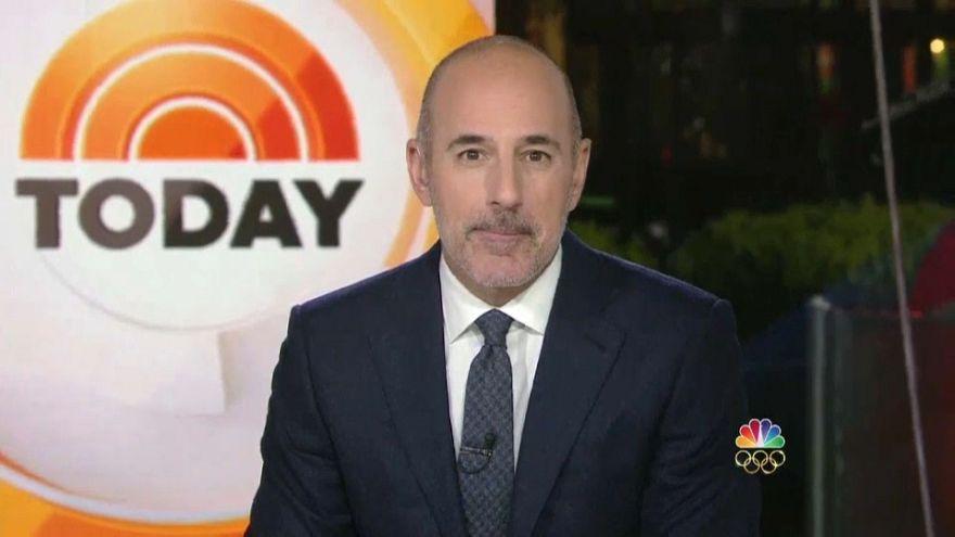 Despedida la estrella de la NBC Matt Lauer, acusado de abuso sexual