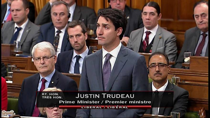 Trudeau bittet LGBT um Verzeihung