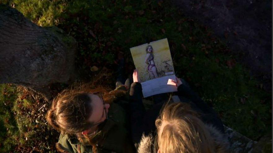 'Disabilities don't prevent beauty': Danish women feature in pin-up calendar
