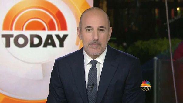 Harcèlement sexuel: Matt Lauer, présentateur vedette de NBC licencié
