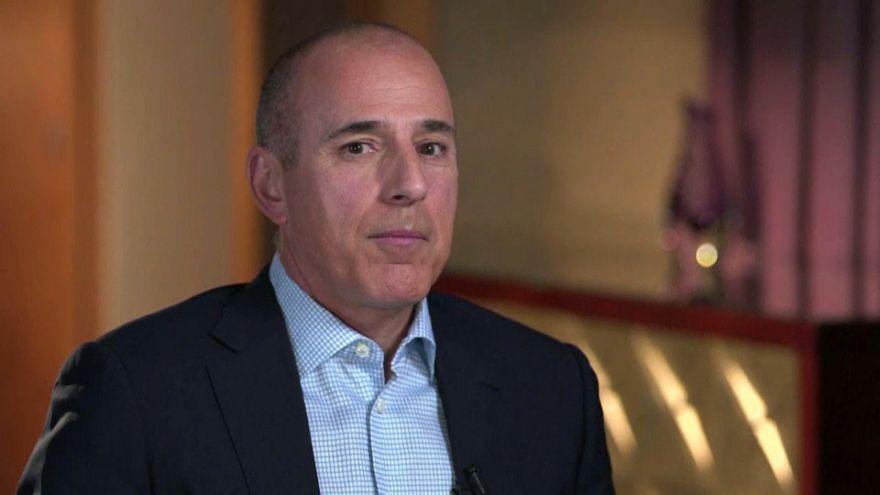 NBC despede apresentador por assédio sexual