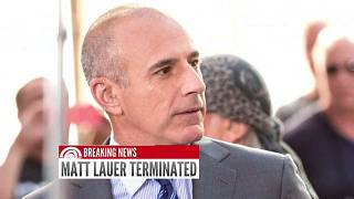 Cinsel taciz skandalı NBC'ye de sıçradı