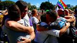 Le mariage homosexuel validé par le sénat australien