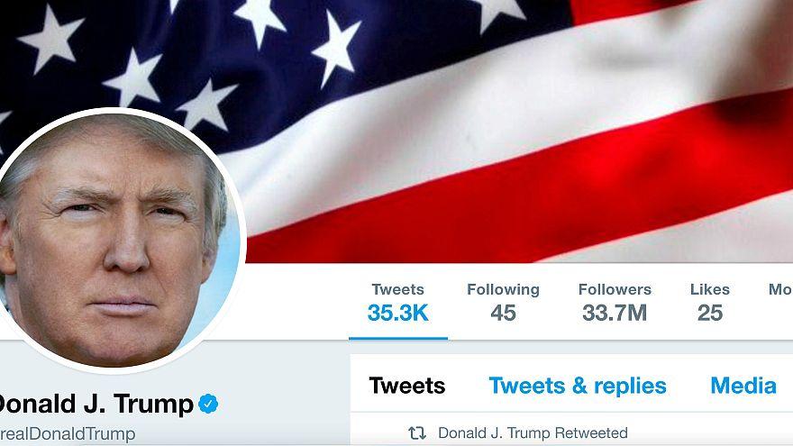 Trump retuitea vídeos de un grupo de ultraderecha británico