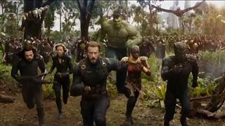 Retour des super-héros de Marvel en 2018