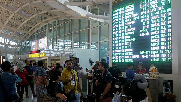 Turistas já podem abandonar Bali