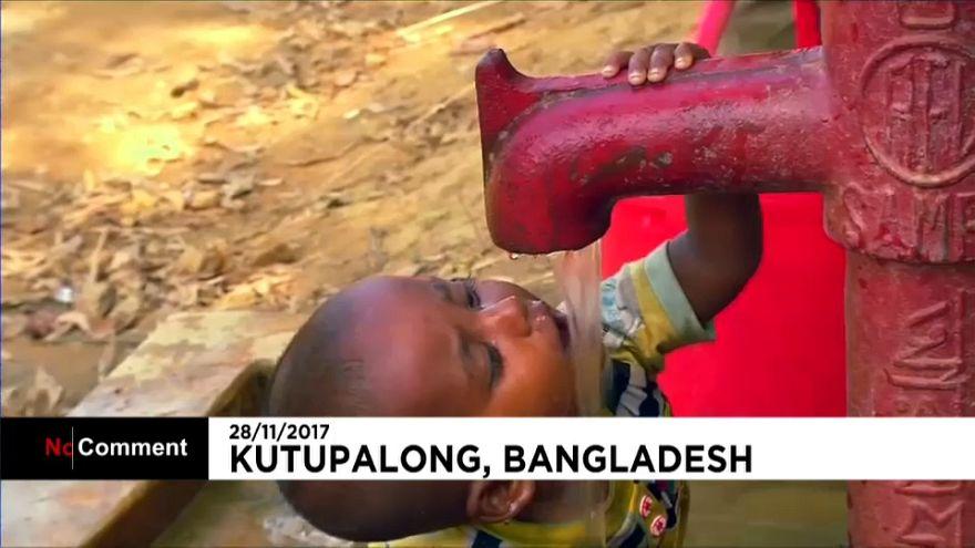 A luta pela sobrevivência dos Rohingya no Bangladesh