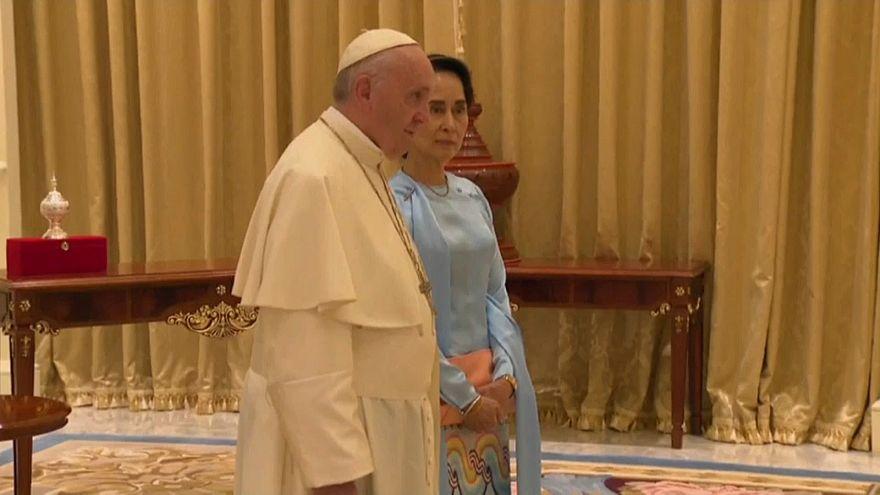 La diplomazia di Papa Francesco  in Myanmar spiegata da Padre Cervellera