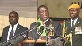 Zimbabwe's future: journalist expelled in 2003 talks to Euronews