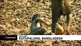 La dure vie des rohingyas dans le camp de Kutupalong