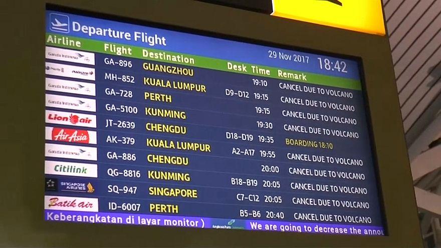 Megnyitották Bali repterét