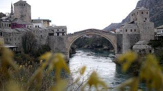 Reaktionen aus Mostar auf das Urteil des UN-Kriegsverbrechertribunals.