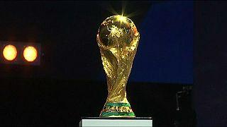 قرعة كأس العالم 2018 في العاصمة الروسية موسكو