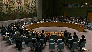 The UN Security Council meets to discuss possible new sanctions on North Ko