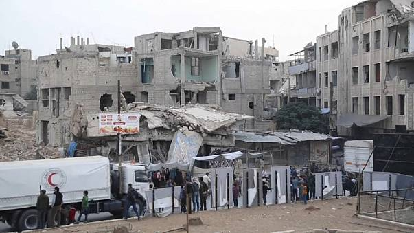 Shelling continues despite new round of Syria peace talks