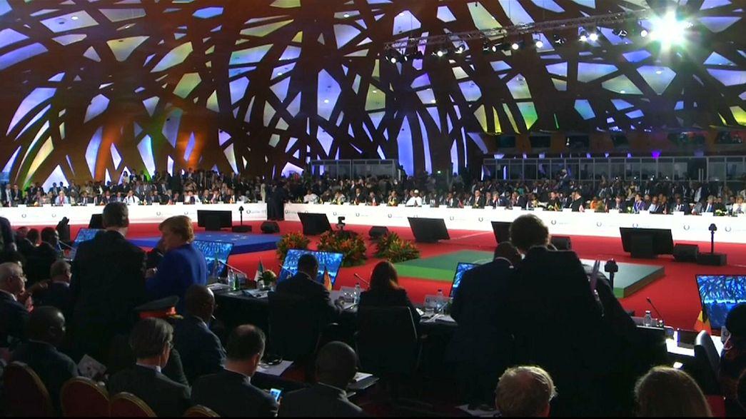 EU-Afrika-Gipfel beschließt Befreiung von libyschen Sklaven