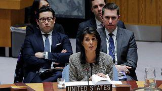 """UN-Botschafterin Haley fordert: """"Sämtliche Verbindungen mit Nordkorea kappen"""""""