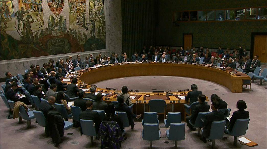 """США - КНДР: """"Мы вас уничтожим!"""""""