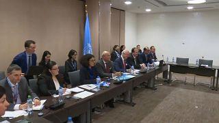 Бои под Дамаском, переговоры в Женеве