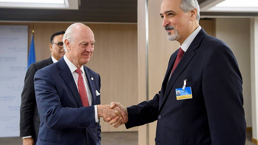A Ginevra si discute di pace ma in Siria cadono le bombe