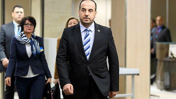 """La oposición siria quiere una solución política en """"seis meses"""""""