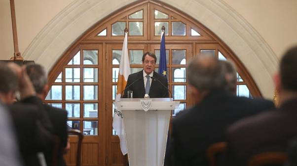 Ν.Αναστασιάδης: «Στόχος μας η Κύπρος να εξελιχθεί σε ένα φυσιολογικό κράτος»