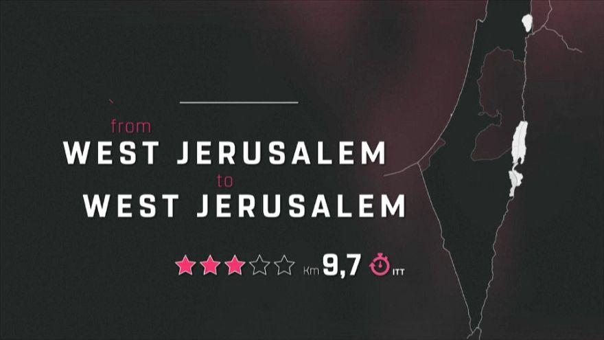 "Il Giro d'Italia ""israeliano"" è salvo"