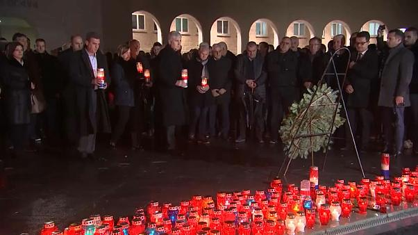 Bosnia Erzegovina: reazioni al suicidio in diretta dell'ex generale