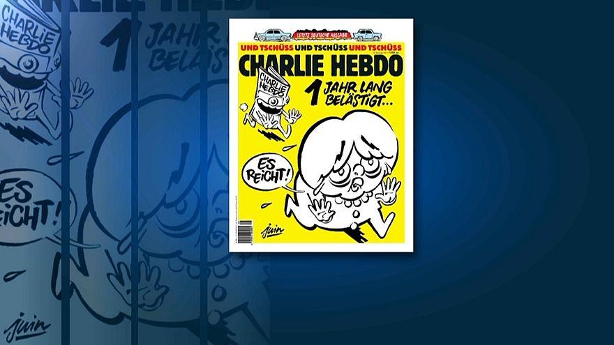 """Zu wenig Leser: """"Charlie Hebdo"""" stellt deutsche Ausgabe ein"""