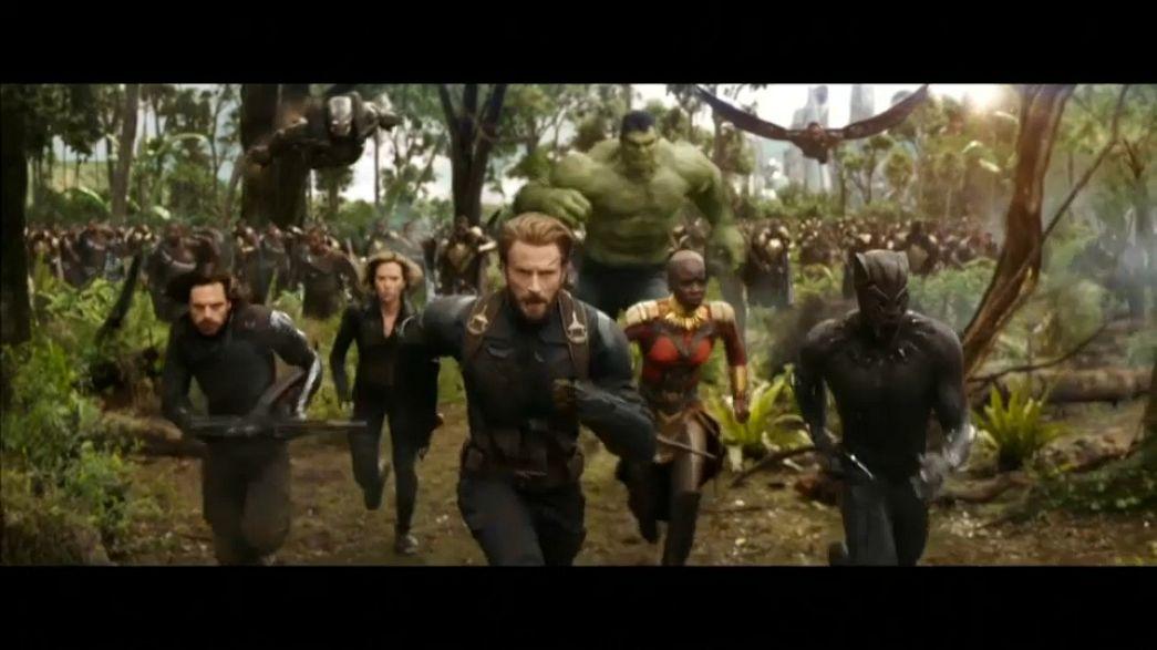 Una infinidad de superhéroes de Marvel
