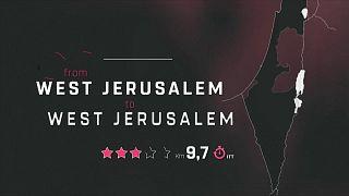 "Streit um Giro d'Italia in ""West-Jerusalem"""