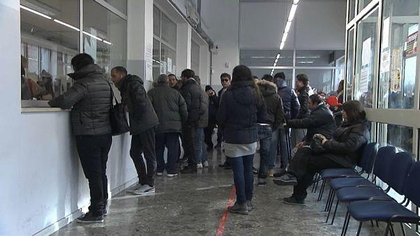Italia: disoccupazione stabile