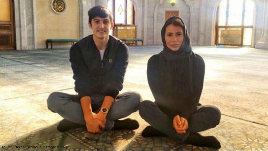 قرعه کشی جام جهانی در شبکههای اجتماعی: از حجاب ماریا کوماندنایا تا امید به گروه زندگی