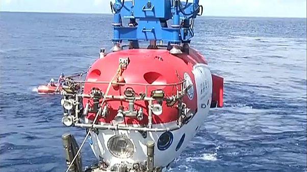 Çin'den yeni denizaltı