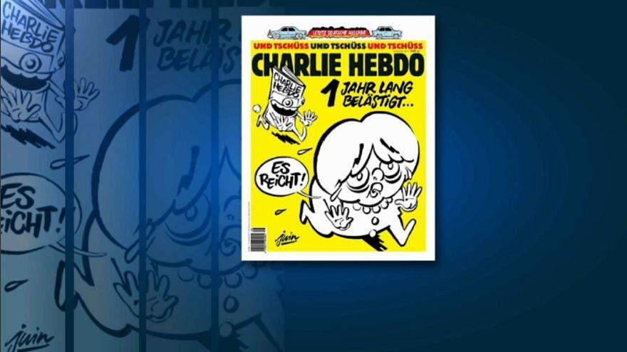 Tschüß Charlie!