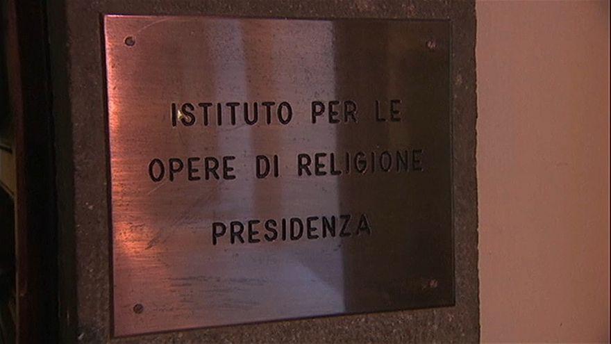 Vatikanbank: Stellvertreter entlassen