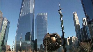 Dünya Ticaret Merkezi'nin sembolü evine geri döndü