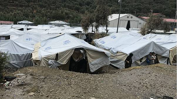 View: Asylum seekers' hell in a Greek 'hotspot'