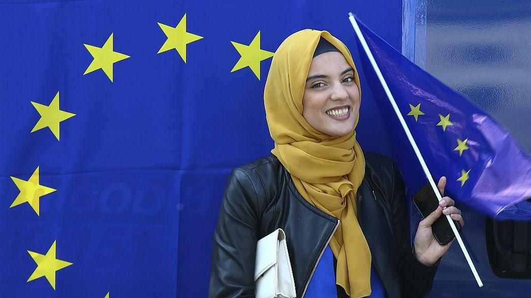 ¿Qué proporción de la población europea es musulmana?
