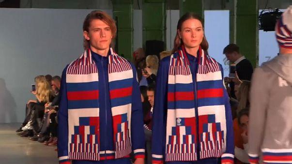 Russia: pronte le divise degli atleti per le Olimpiadi (ma forse non ci andranno)