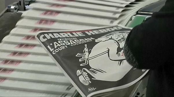 """""""Шарли Эбдо"""" не прижился в Германии"""