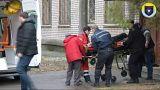 Взрыв в здании суда: двое погибших