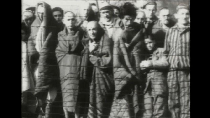 Exposición inédita sobre Auschwitz en Madrid