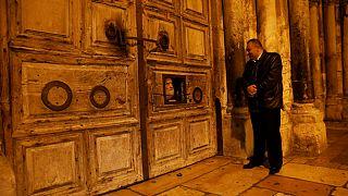 مسلمانان کلیددار کلیسای مقبره مقدس، از مهمترین اماکن مسیحیان