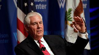 کاخ سفید: تیلرسون وزیر خارجه ایالات متحده باقی میماند