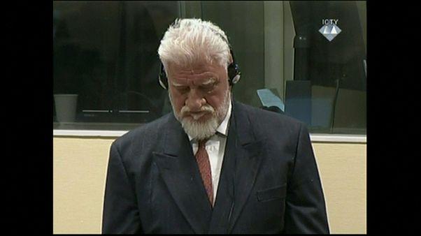 Autoridades holandesas investigam suicídio de general croata