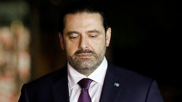 سعد حریری نخست وزیر مستعفی لبنان - عکس از رویترز