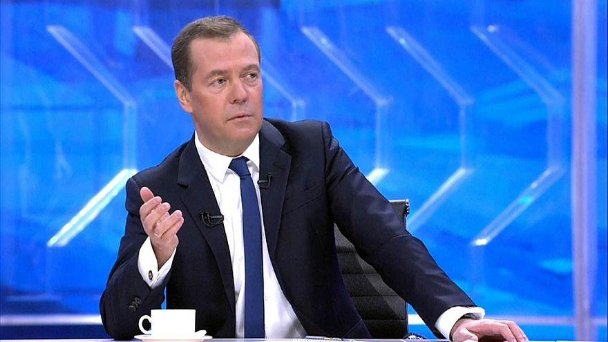 """Medwedew: """"Politische Manipulation"""""""