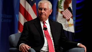 US media says Rex Tillerson to be sacked