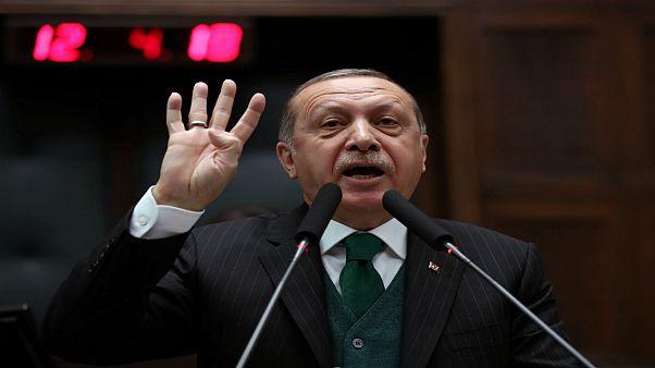 هل تورط أردوغان بغسيل أموال إيرانية؟